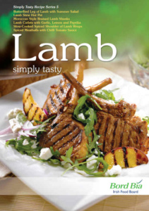 Lamb recipes using Comeragh Mountain Lamb from Waterford.